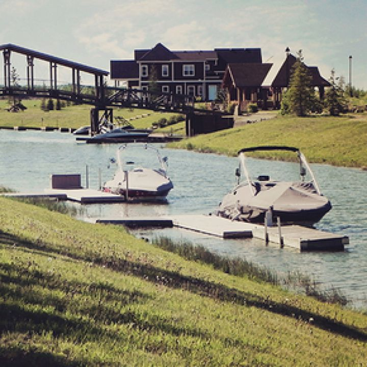 Individual Boat Docks